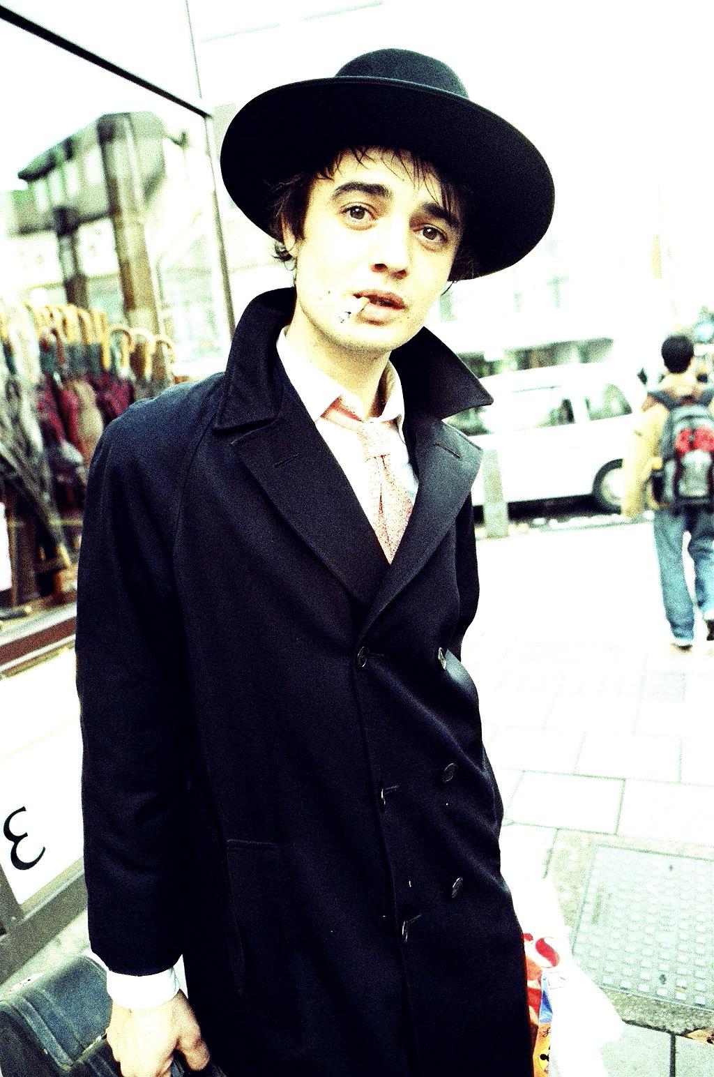 Modern Beat: Pete Doherty