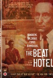The Beat Hotel…World Premiere Dec. 8 at Cinematheque, Copenhagen