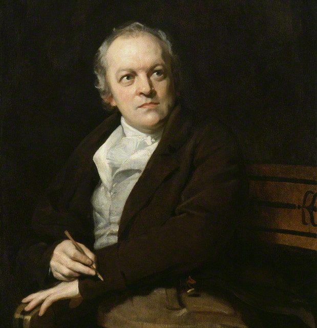 William Blake and the Beat Generation