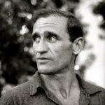 Neal Cassady portrait