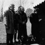 John Holmes at Kerouac's Funeral