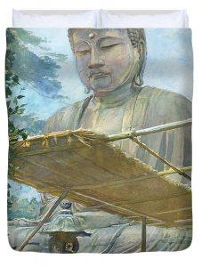 Amida Buddha at Kamakura, by John la Farge