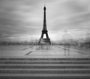 Sad in Paris
