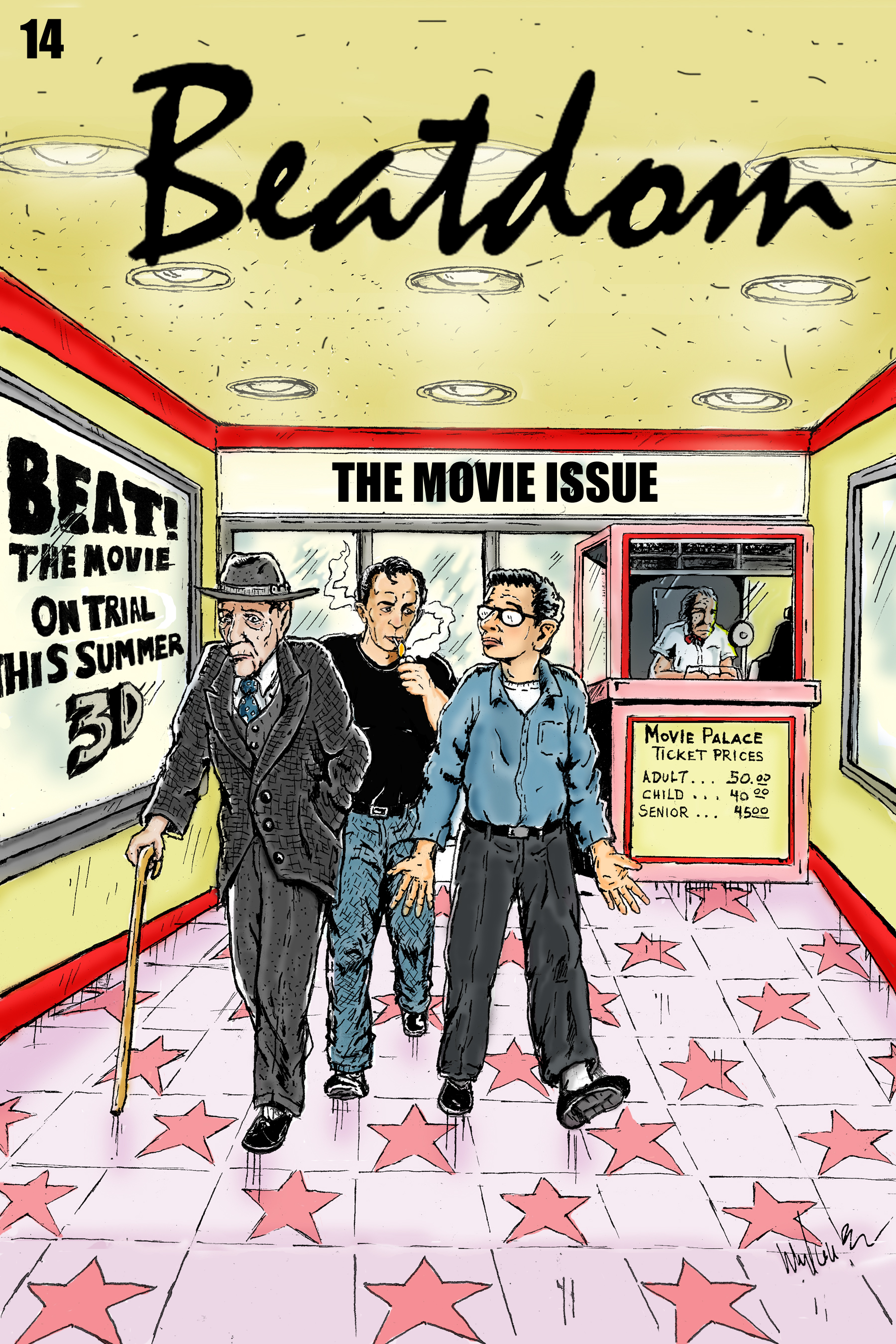 How to Buy Beatdom #14
