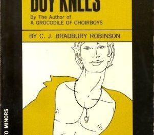 William S. Burroughs, C. J. Bradbury Robinson, and Williams Mix