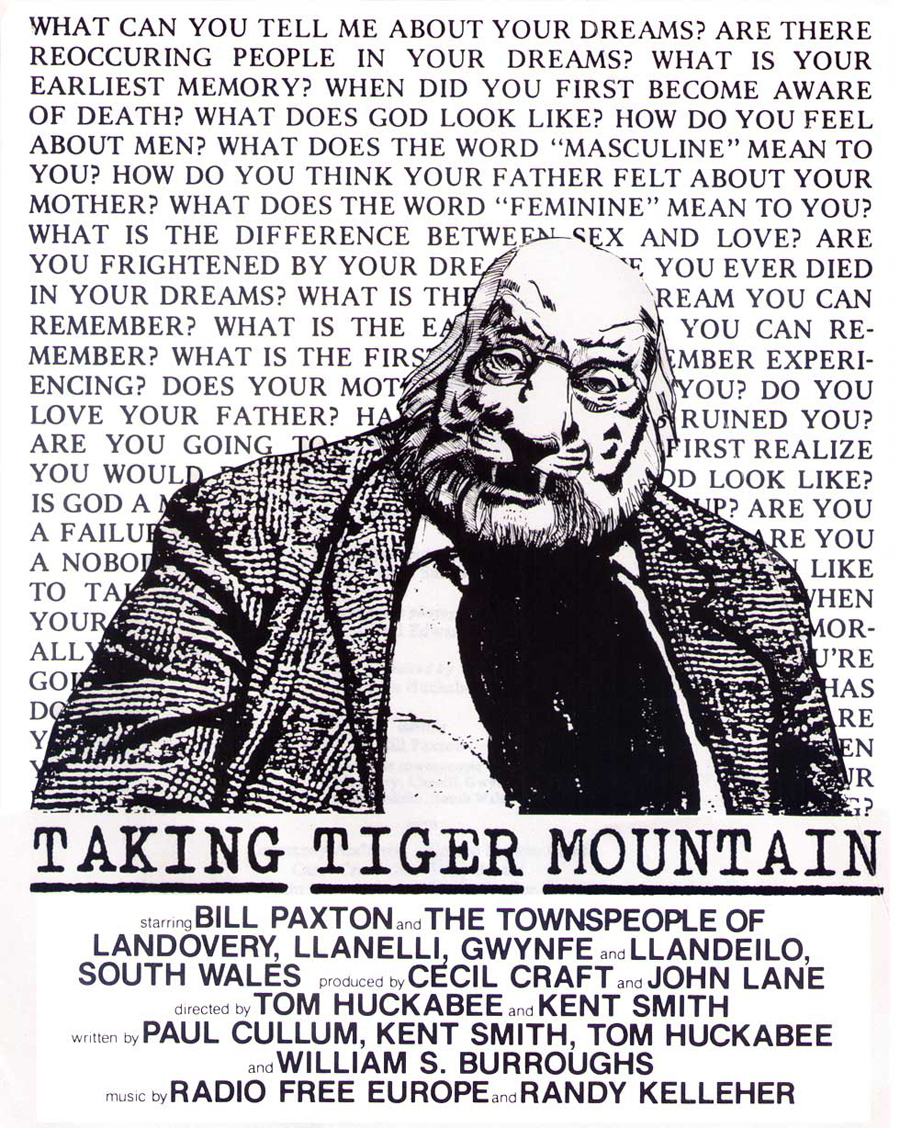 Interview with Tom Huckabee: Taking Tiger Mountain