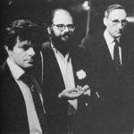 Corso, Ginsberg, and Burroughs