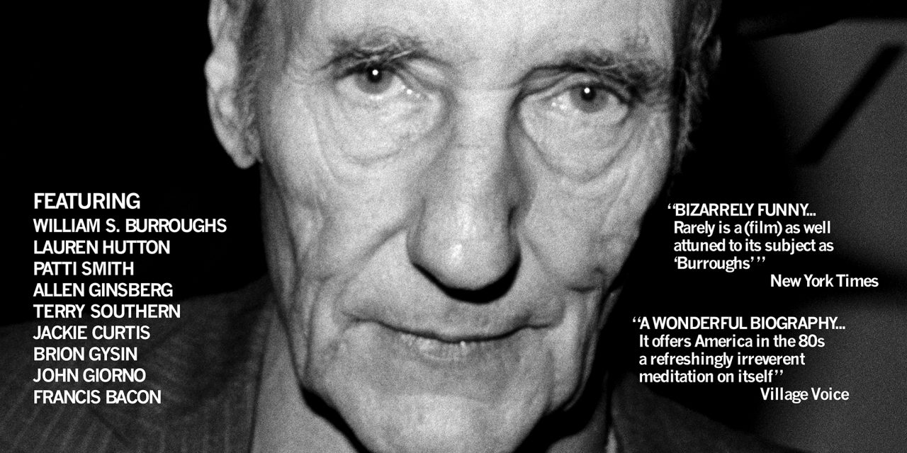 Burroughs: The Movie – an update