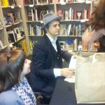 Peter Doherty Waterstones Signing