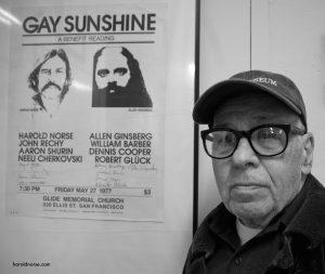 Harold Norse Gay Sunshine