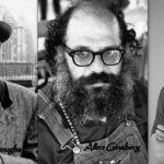 Ginsberg, Kerouac, and Burroughs