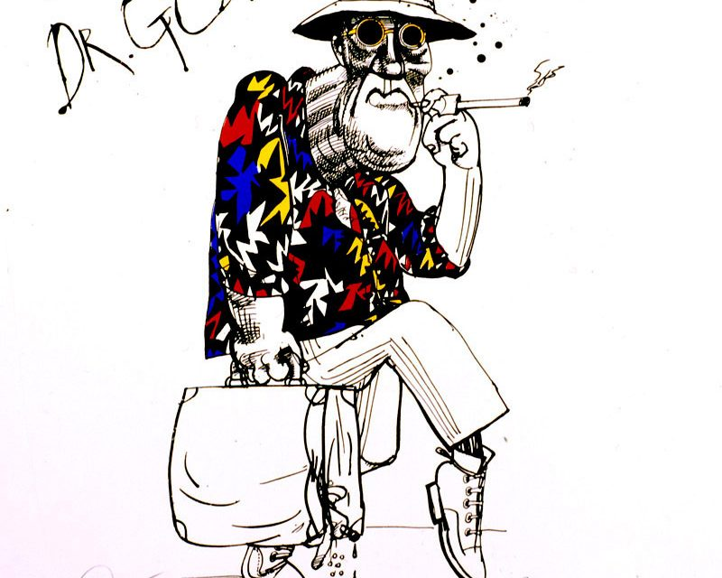 Fact and Fiction in Fear and Loathing