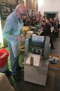 Jim Pennington Mimeograph Workshop