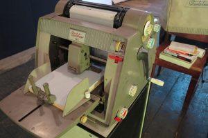 Gestetner 360 Mimeograph machine