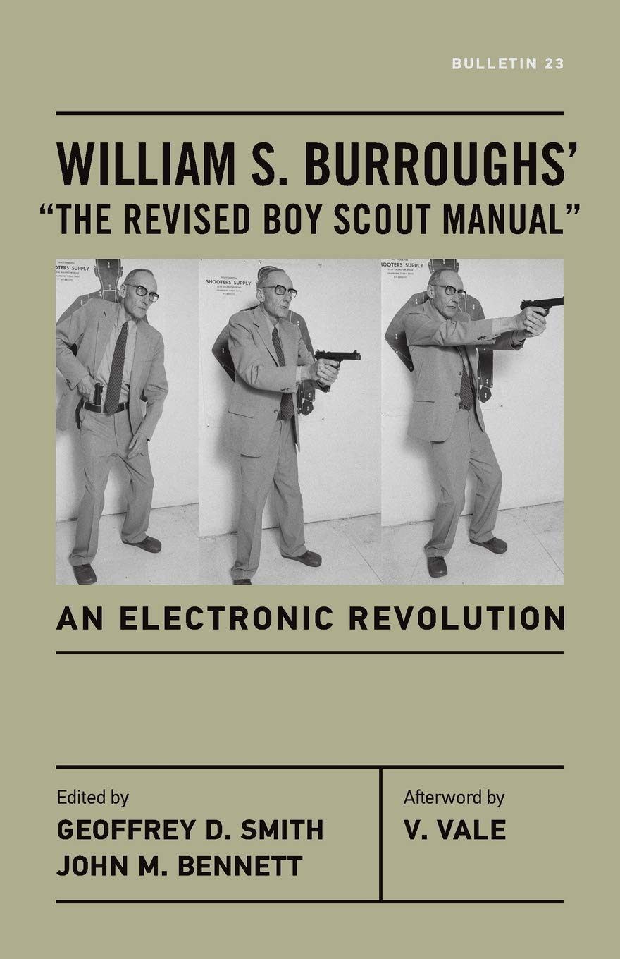 The Revised Boy Scout Manual: Burroughs on Fake News and Scientology