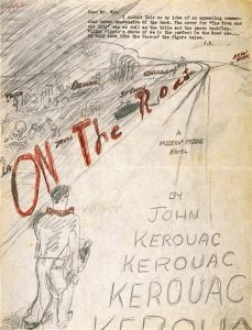 On the Road original cover