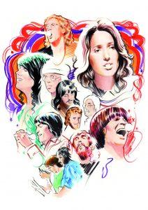 Sixties Artists