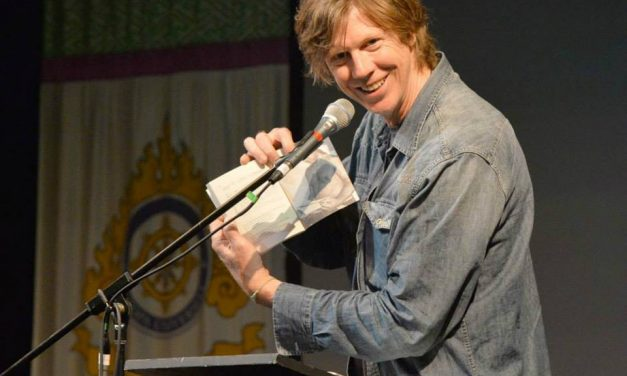 Noise Poetry: An Interview with Thurston Moore
