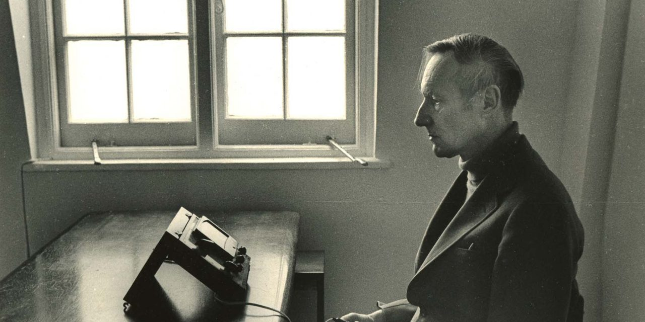 Scientologist! William S. Burroughs and the 'Weird Cult' Out Now