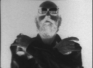 Allen Ginsberg X-Ray