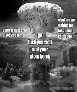 Beat Generation War Quotes