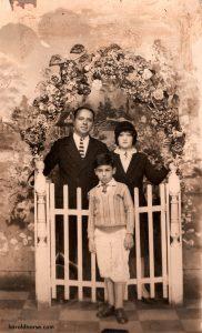 Harold Norse Family Photo