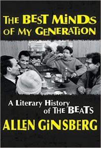allen ginsberg best minds