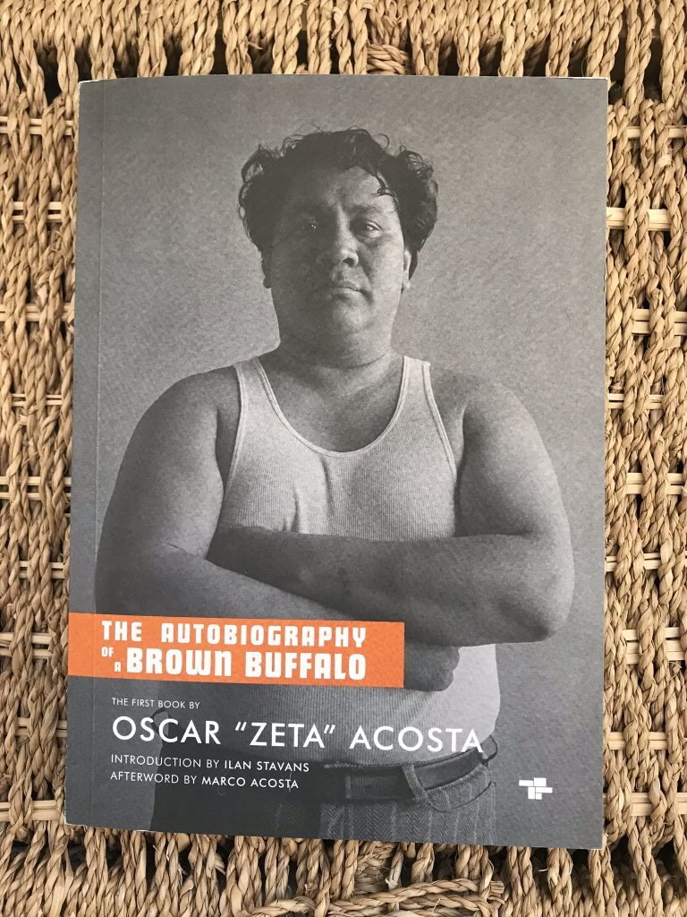 The Autobiography of Oscar Zeta Acosta