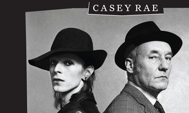 William S. Burroughs and Music: An Interview with Casey Rae