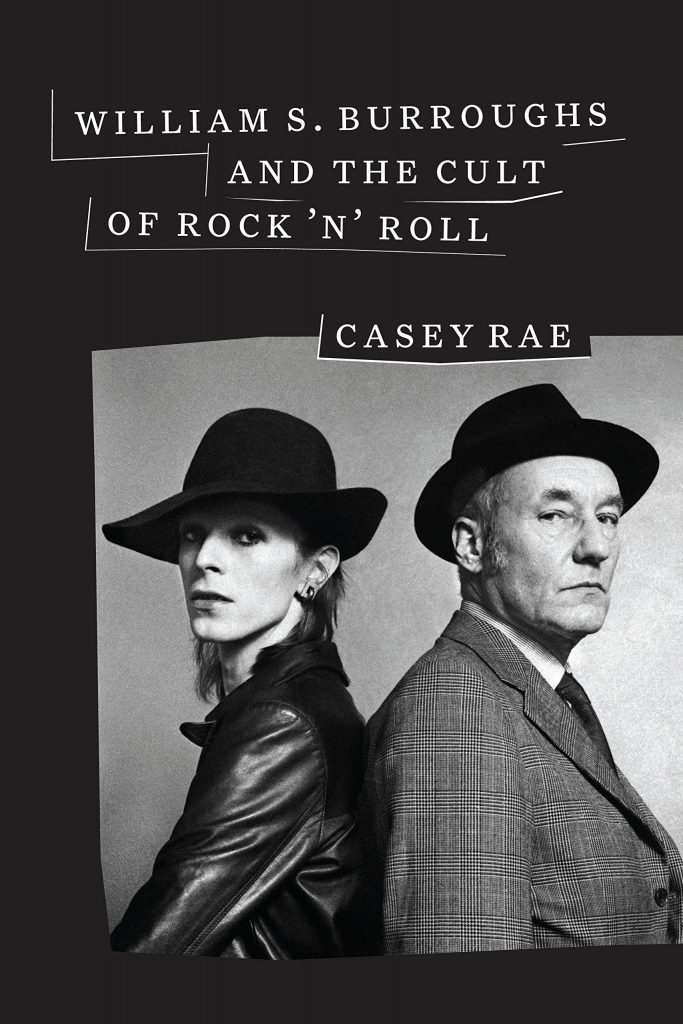 william s burroughs and the cult of rock n roll, Beat Books in 2019