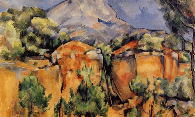 Virgules / After Cézanne
