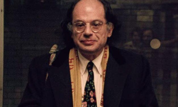 Allen Ginsberg Changed My Life