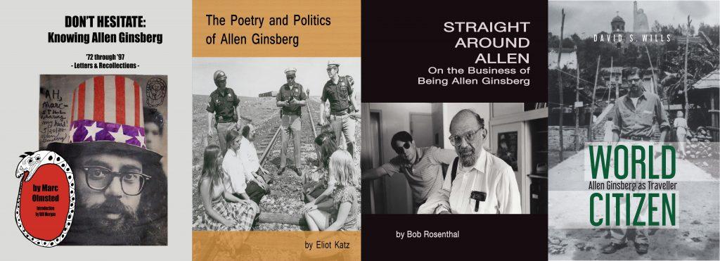 books about allen ginsberg